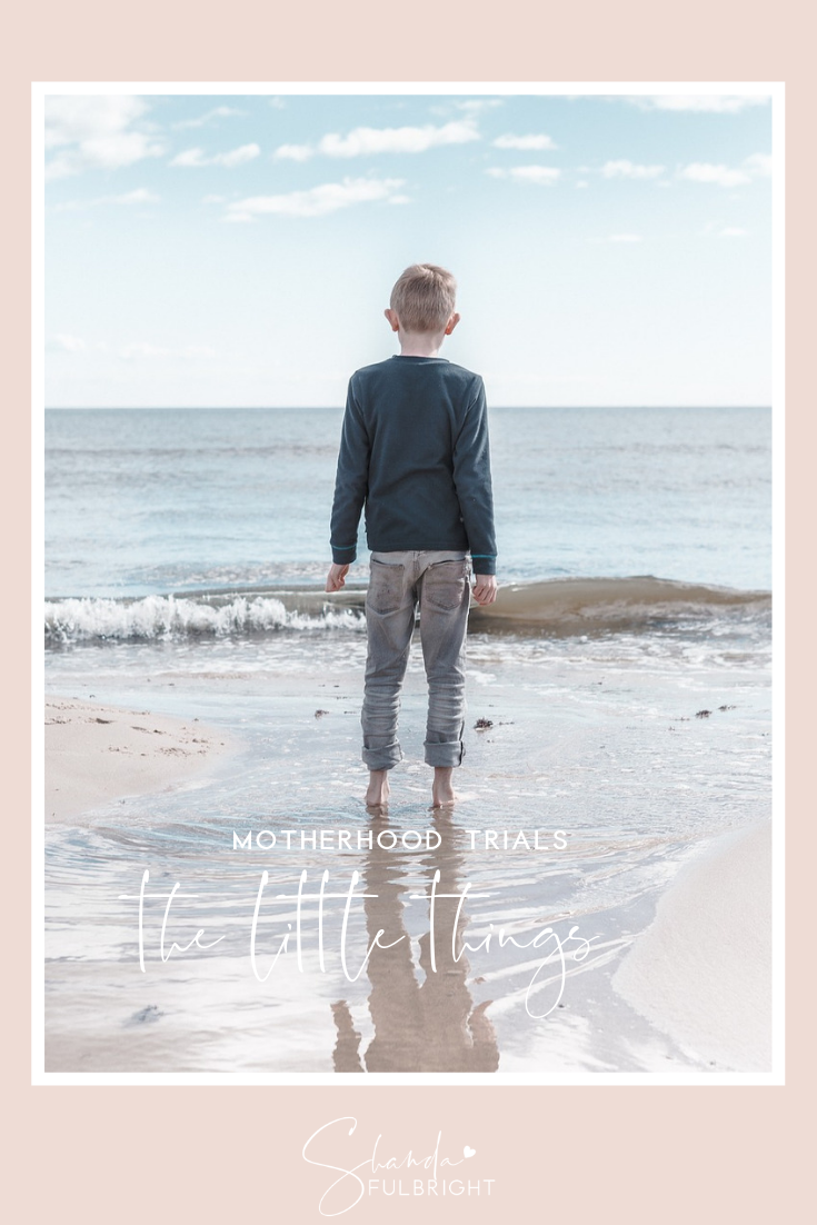 motherhood trials shanda fulbright - Motherhood Trials: The Little Things