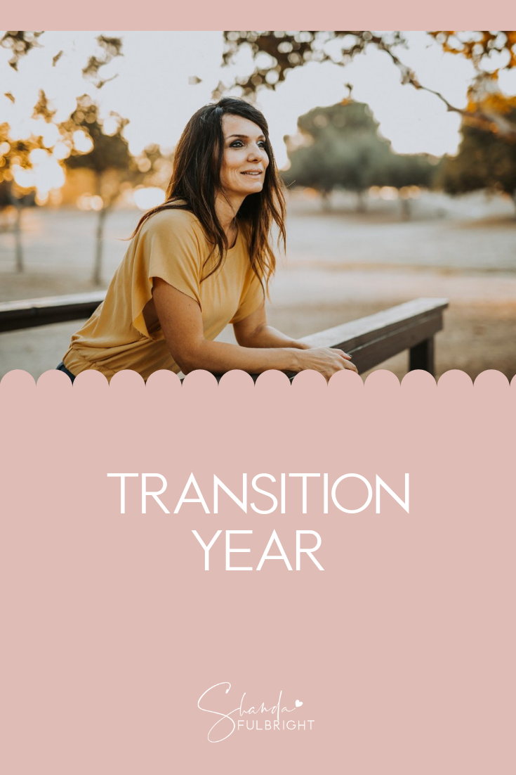 transition year shanda fulbright - Transition Year