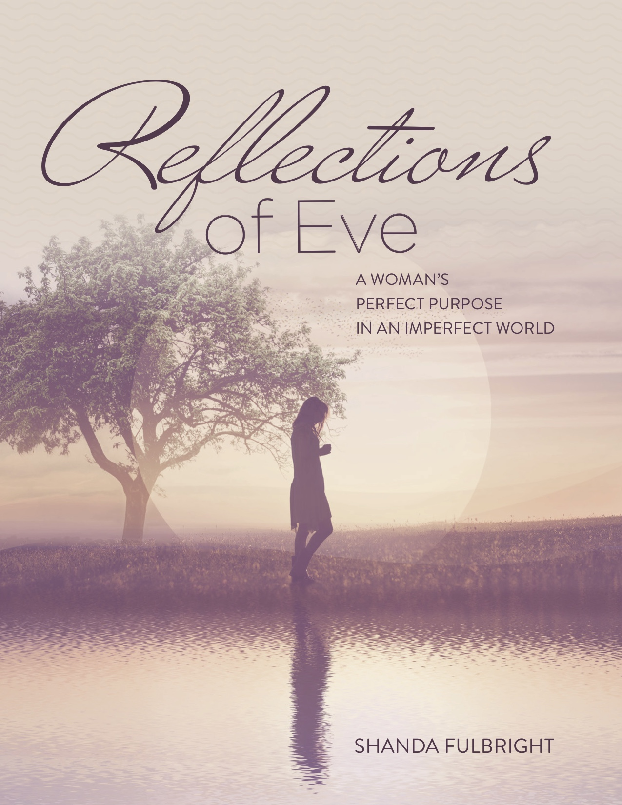 Reflections of Eve Book Cover PROOF 59503 - Book