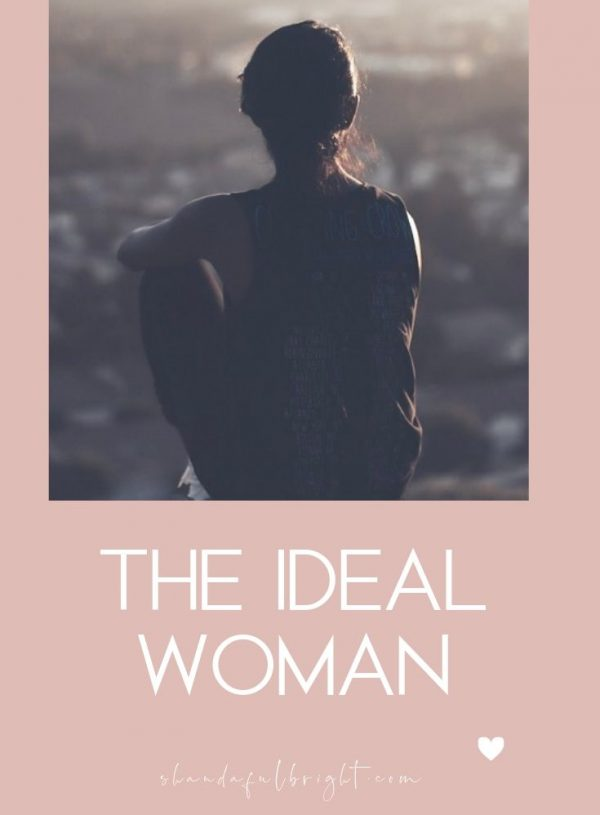 5 1 600x815 - The Ideal Woman