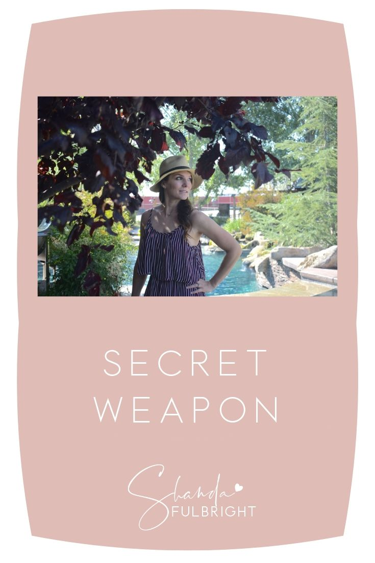 7 - Secret Weapon: A Woman's Power