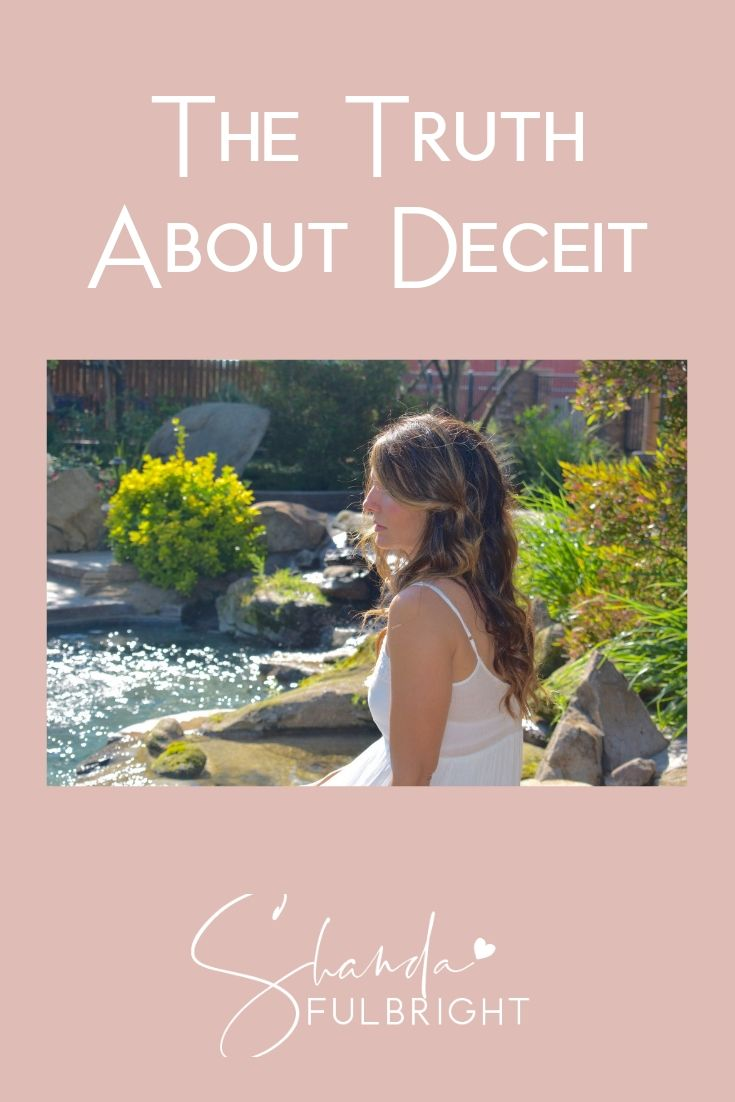 1 - The Truth About Deceit