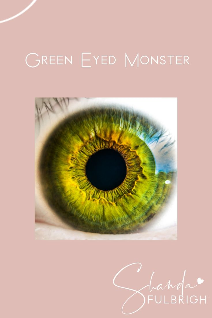 Copy of Shanda Fulbright Pinterest Templates 2 - Green Eyed Monster