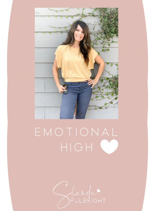 Emotional High