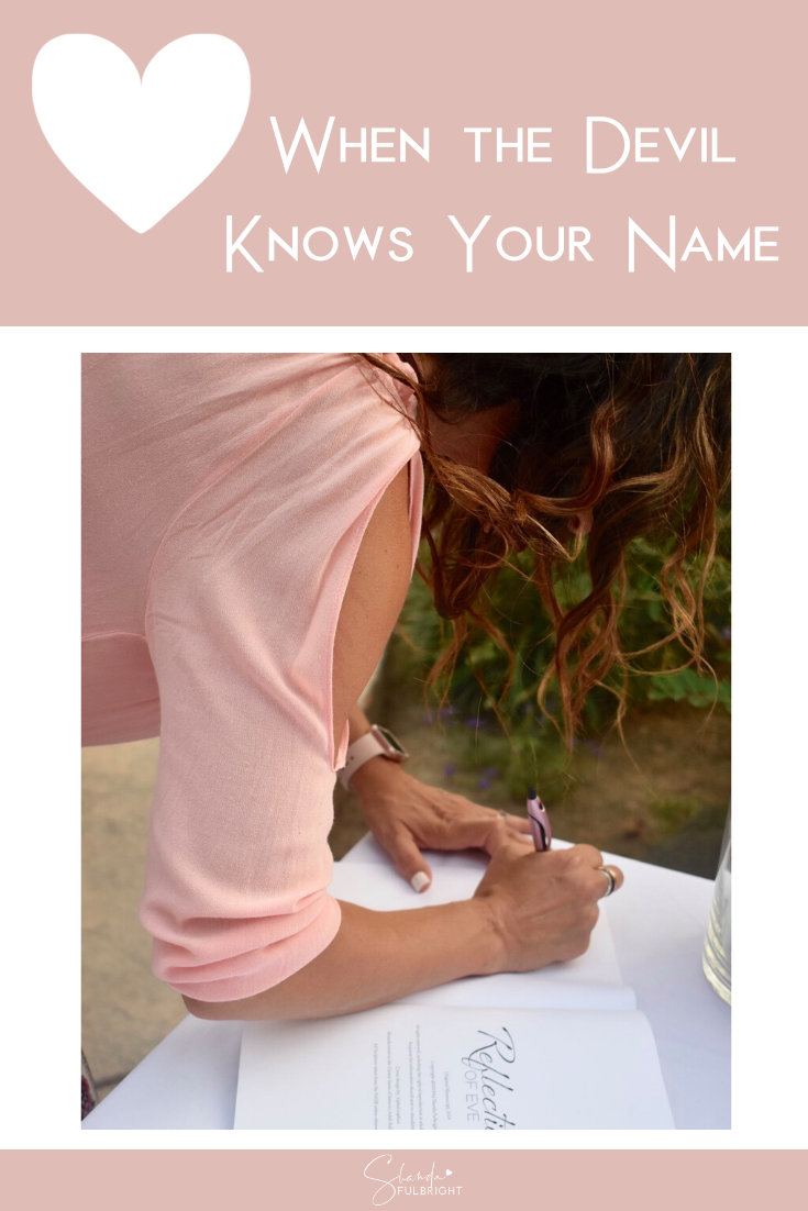 Copy of Shanda Fulbright Pinterest Templates 21 - When The Devil Knows Your Name