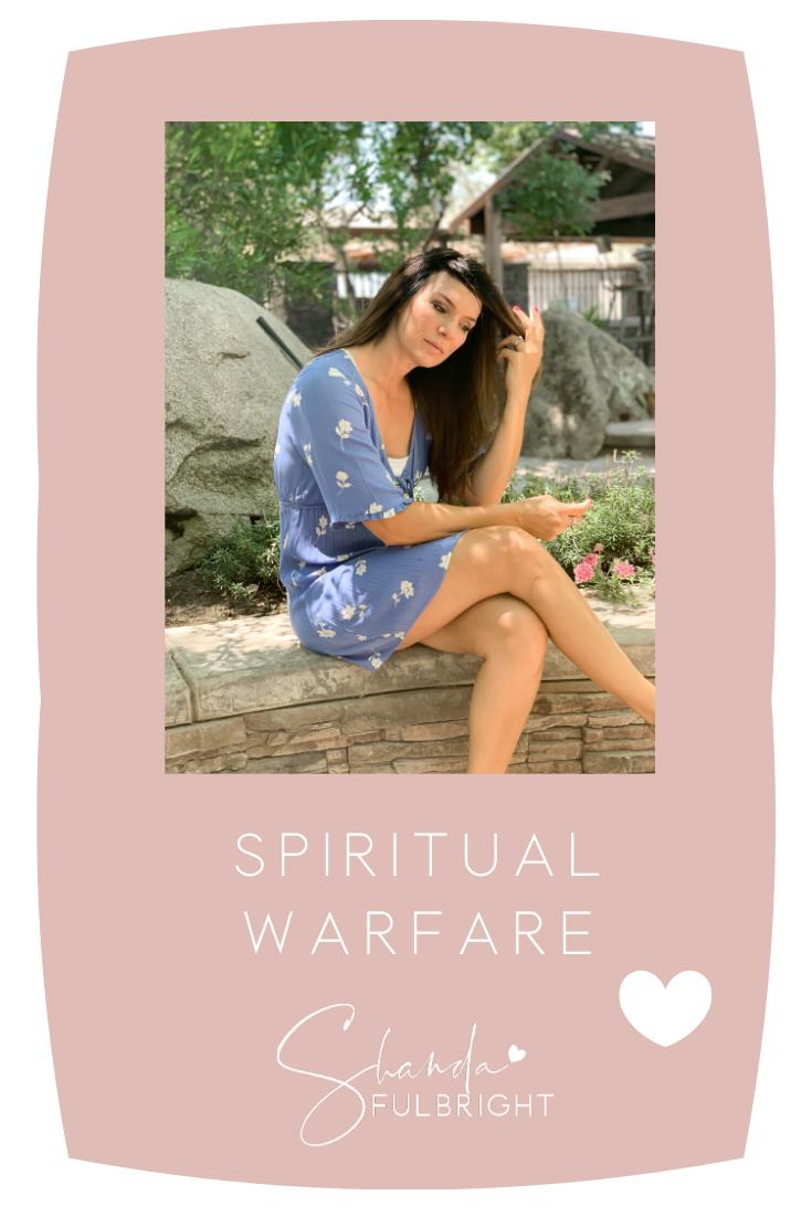 Copy of Shanda Fulbright Pinterest Templates 24 - Spiritual Warfare