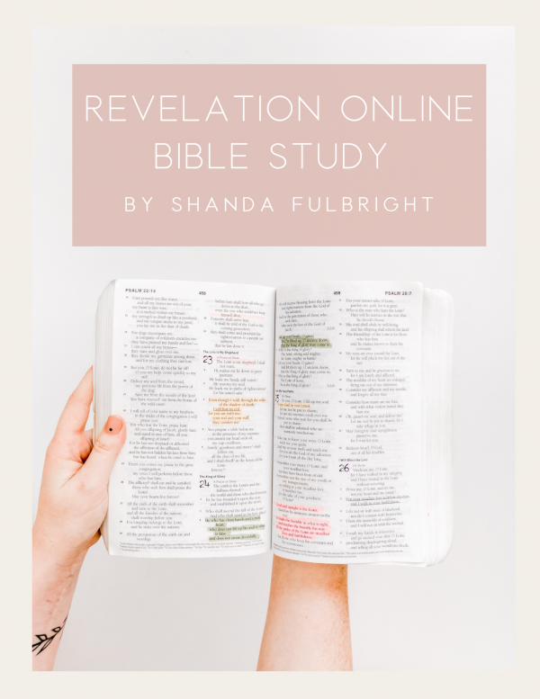 original - The Seven Churches in Revelation Study Guide all 9 pdfs