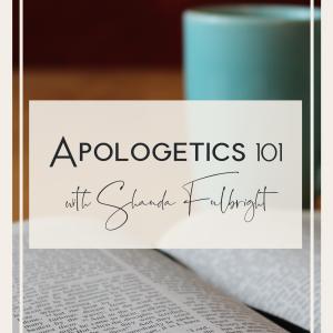 Apologetics 101 300x300 - Study The Bible Like A Scholar
