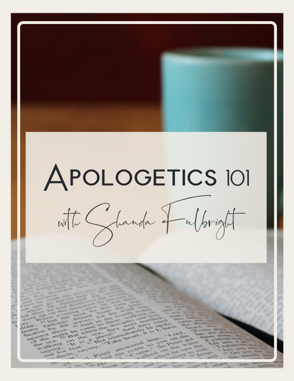 Apologetics 101 - Apologetics Online Course